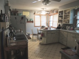 My kitchen after I painted it