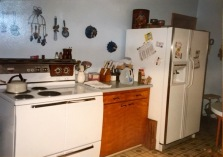 Checkout that original 1955 Hotpoint double oven stove!
